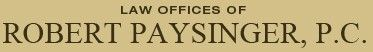 The Law Offices of Robert Paysinger, PC